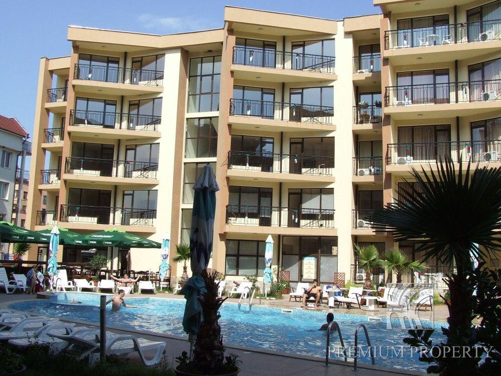Апартаменты на Солнечном берегу, Болгария, 77.88 м2 - фото 1