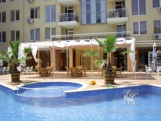 Апартаменты на Солнечном берегу, Болгария, 82.28 м2 - фото 1