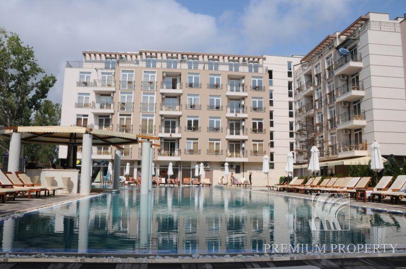 Апартаменты на Солнечном берегу, Болгария, 54.8 м2 - фото 1