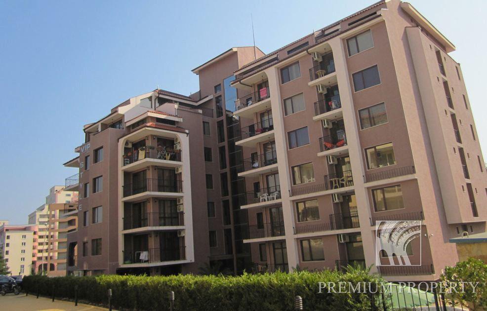 Апартаменты на Солнечном берегу, Болгария, 72.92 м2 - фото 1