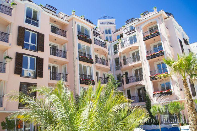 Апартаменты на Солнечном берегу, Болгария, 89.82 м2 - фото 1