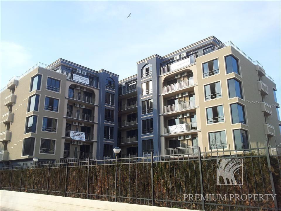 Апартаменты на Солнечном берегу, Болгария, 60.7 м2 - фото 1
