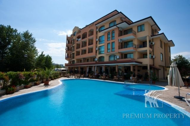Апартаменты на Солнечном берегу, Болгария, 61.61 м2 - фото 1