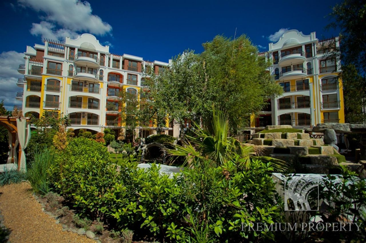 Апартаменты на Солнечном берегу, Болгария, 59.29 м2 - фото 1