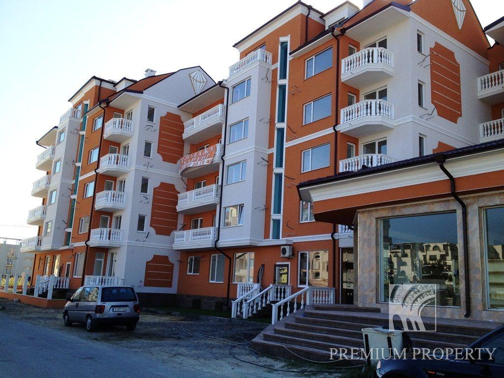 Апартаменты на Солнечном берегу, Болгария, 83.71 м2 - фото 1