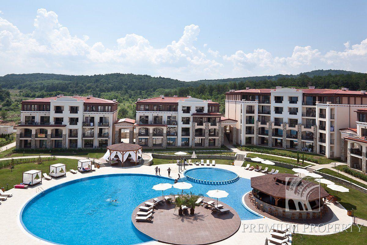 Апартаменты в Созополе, Болгария, 55.49 м2 - фото 1