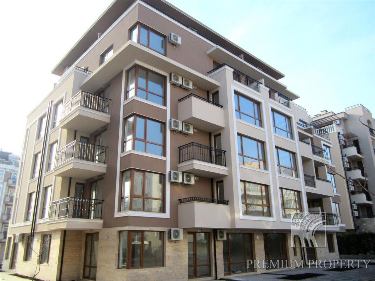 Апартаменты на Солнечном берегу, Болгария, 54.32 м2 - фото 1