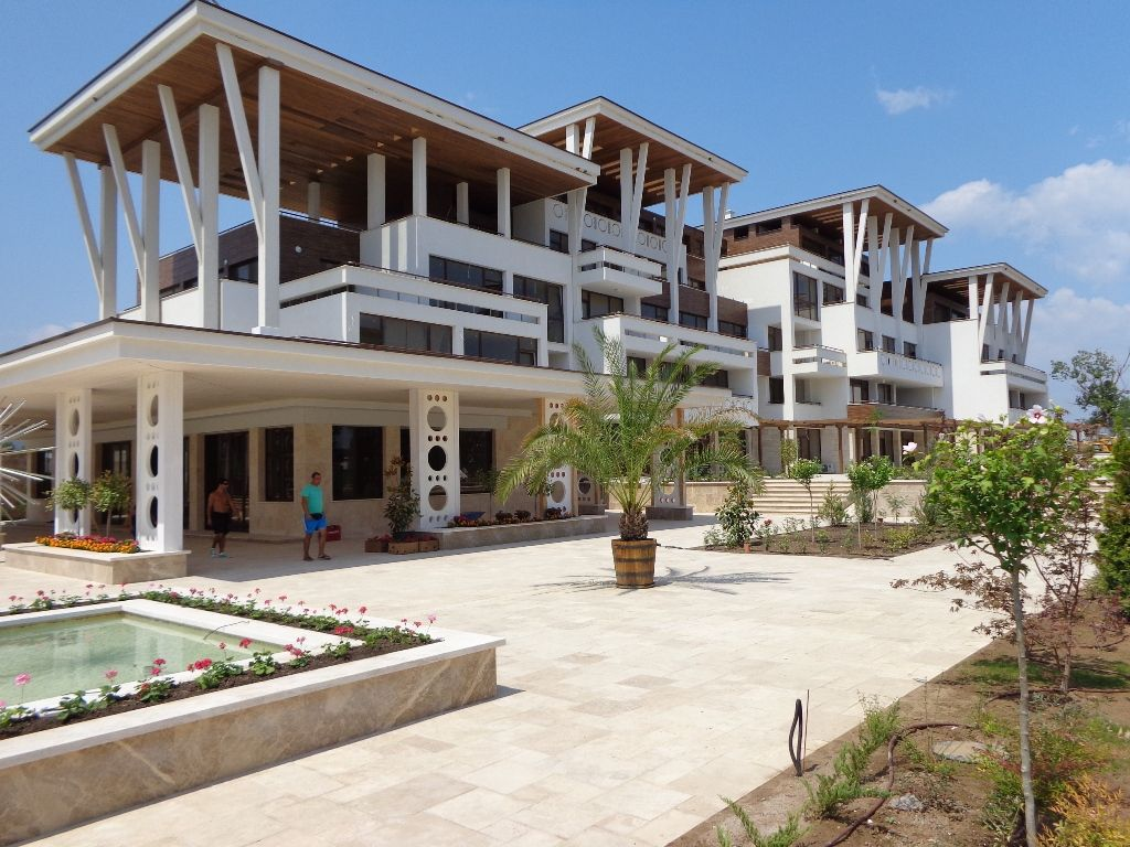 Апартаменты в Созополе, Болгария, 95.37 м2 - фото 1