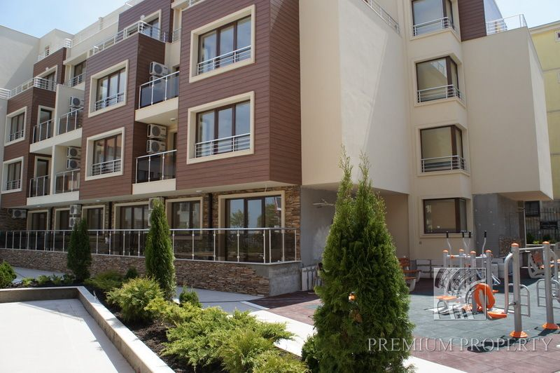 Апартаменты в Созополе, Болгария, 43.56 м2 - фото 1