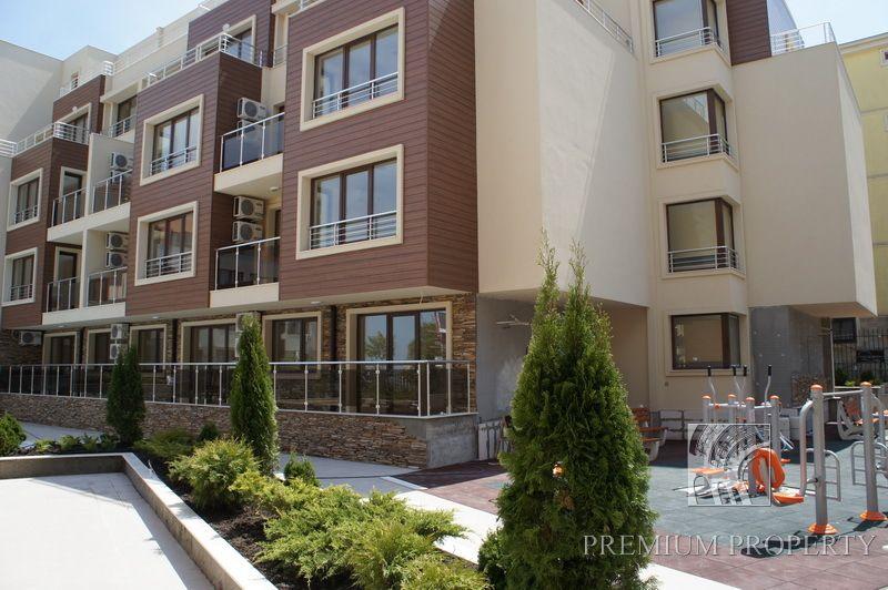 Апартаменты в Созополе, Болгария, 57.72 м2 - фото 1