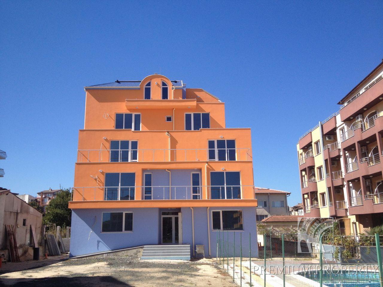 Апартаменты в Приморско, Болгария, 74.75 м2 - фото 1