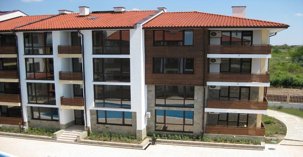 Апартаменты в Несебре, Болгария, 108.96 м2 - фото 1