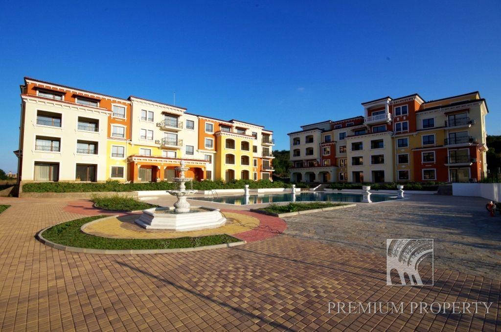 Студия в Созополе, Болгария, 37.58 м2 - фото 1