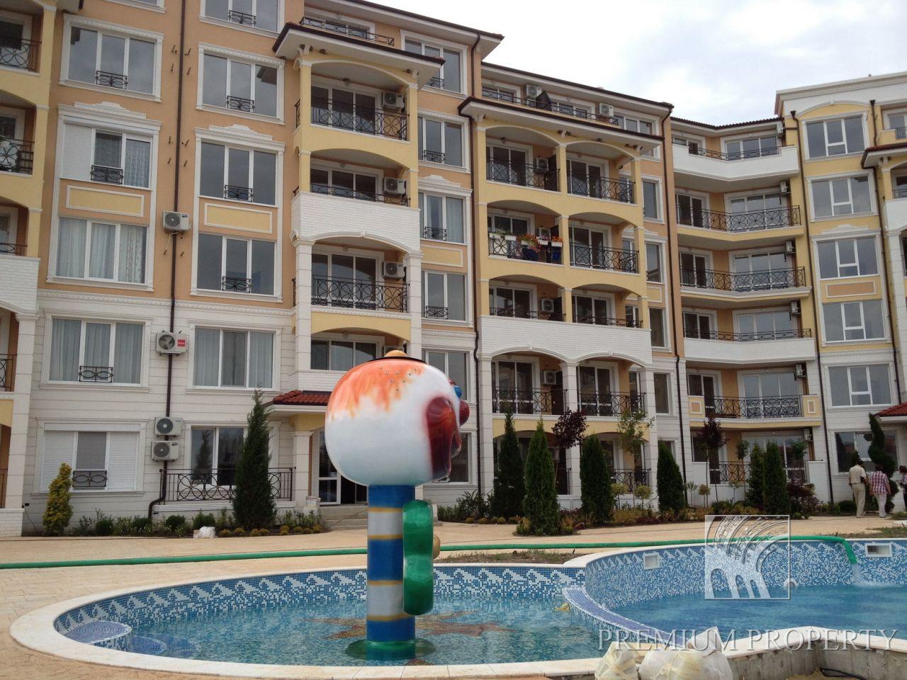 Апартаменты в Равде, Болгария, 58.08 м2 - фото 1