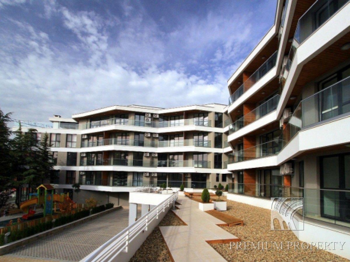 Апартаменты в Варне, Болгария, 49.38 м2 - фото 1