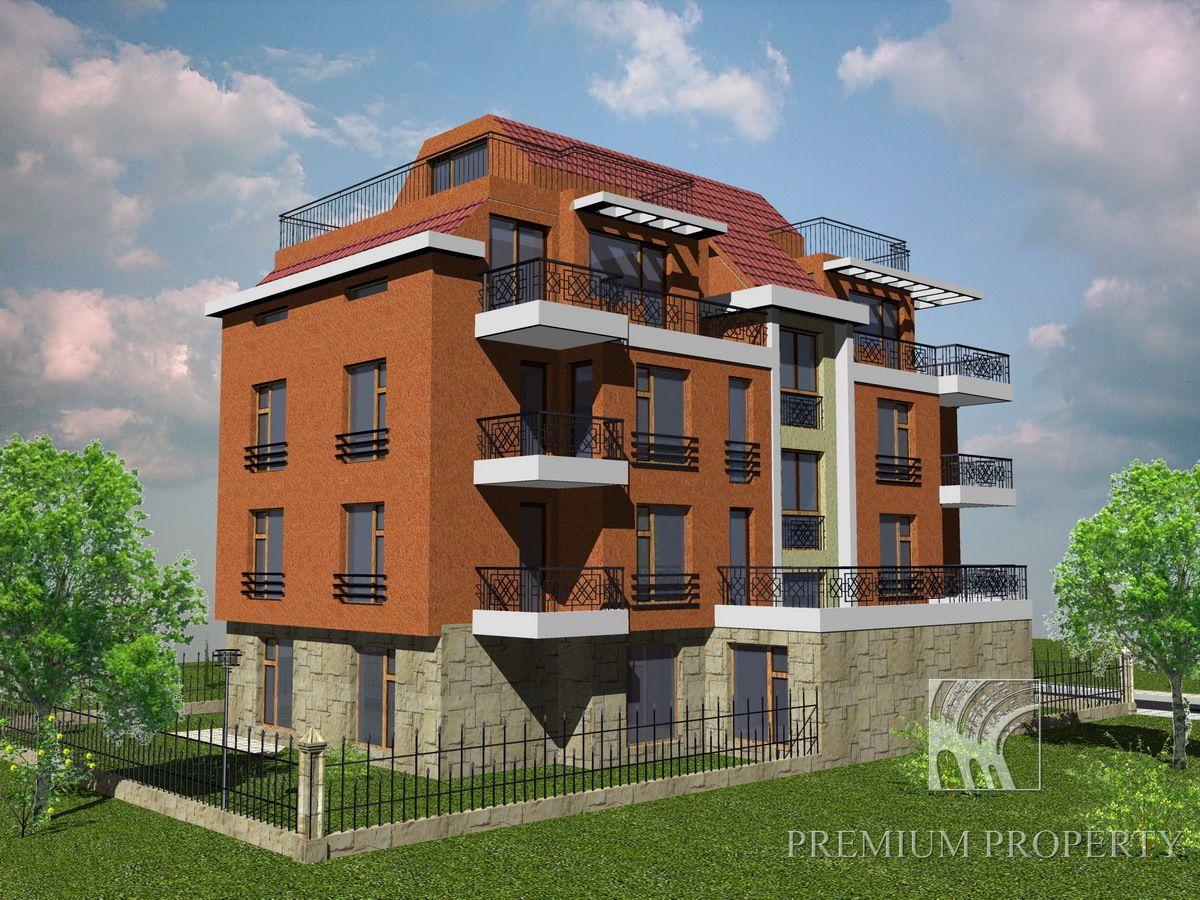Апартаменты в Равде, Болгария, 55.04 м2 - фото 1