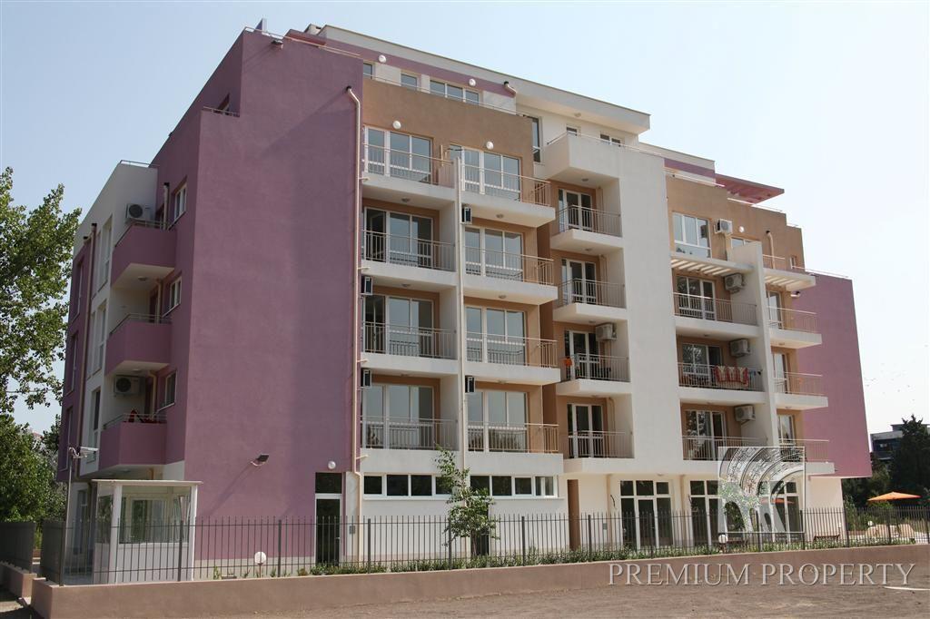 Апартаменты на Солнечном берегу, Болгария, 37.27 м2 - фото 1