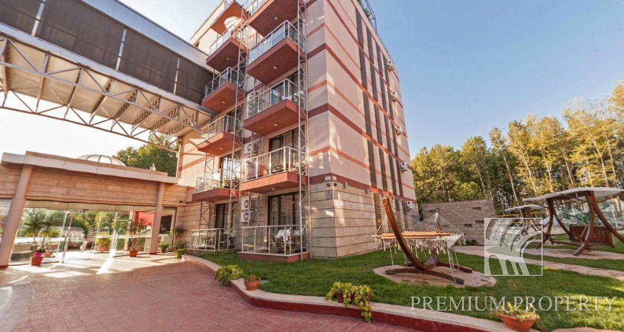 Апартаменты на Солнечном берегу, Болгария, 66.76 м2 - фото 1