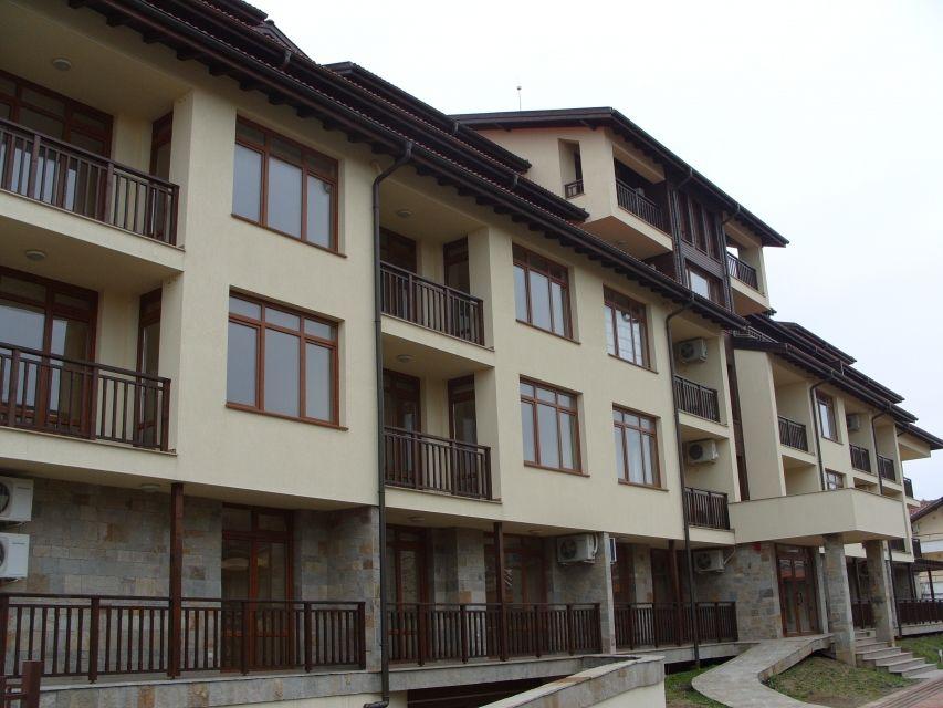 Студия в Черноморце, Болгария, 56.79 м2 - фото 1