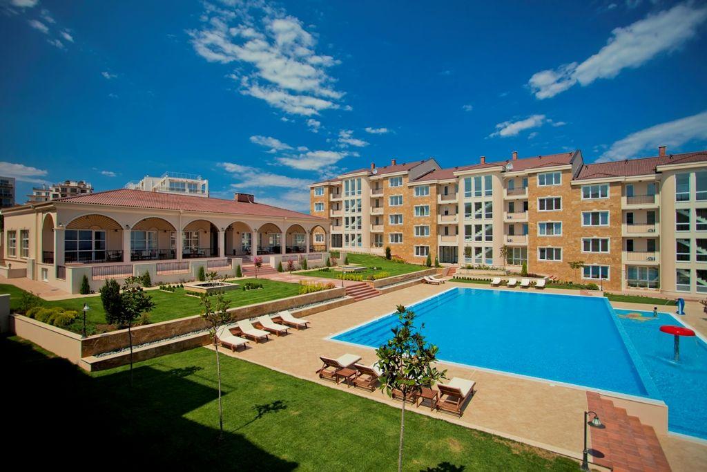 Апартаменты в Черноморце, Болгария, 94.54 м2 - фото 1