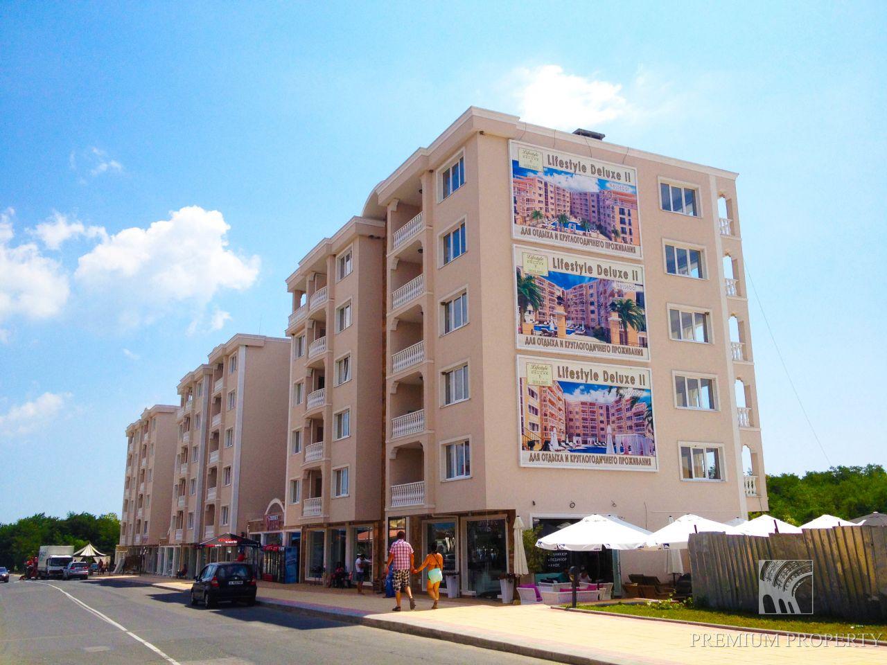 Апартаменты в Несебре, Болгария, 70.08 м2 - фото 1