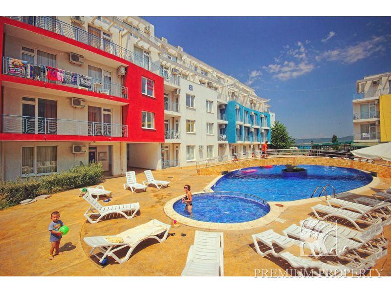 Апартаменты на Солнечном берегу, Болгария, 142 м2 - фото 1