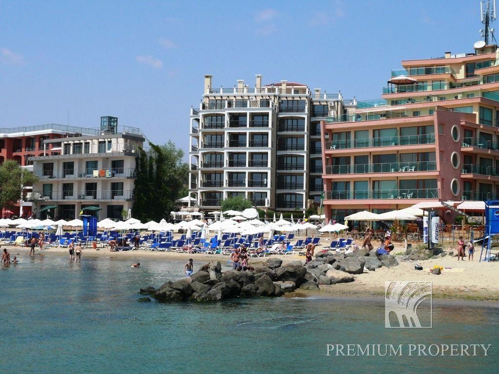 Апартаменты на Солнечном берегу, Болгария, 72.17 м2 - фото 1