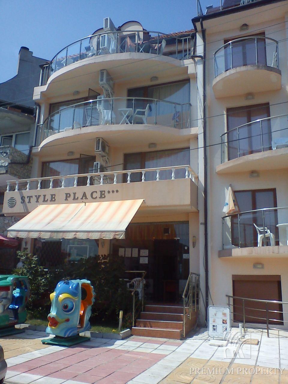 Апартаменты в Китене, Болгария, 338 м2 - фото 1