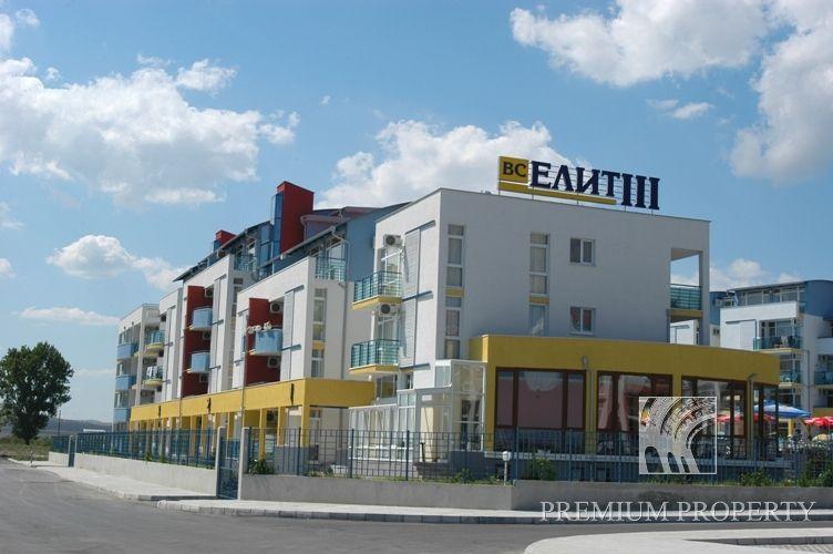 Студия на Солнечном берегу, Болгария, 49.64 м2 - фото 1