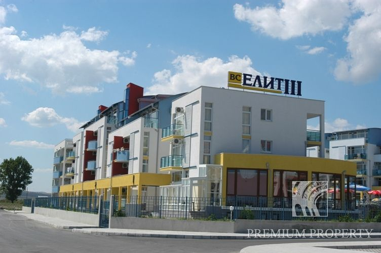 Студия на Солнечном берегу, Болгария, 28.76 м2 - фото 1