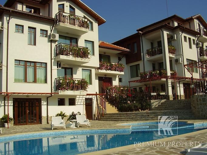 Апартаменты на Солнечном берегу, Болгария, 777 м2 - фото 1