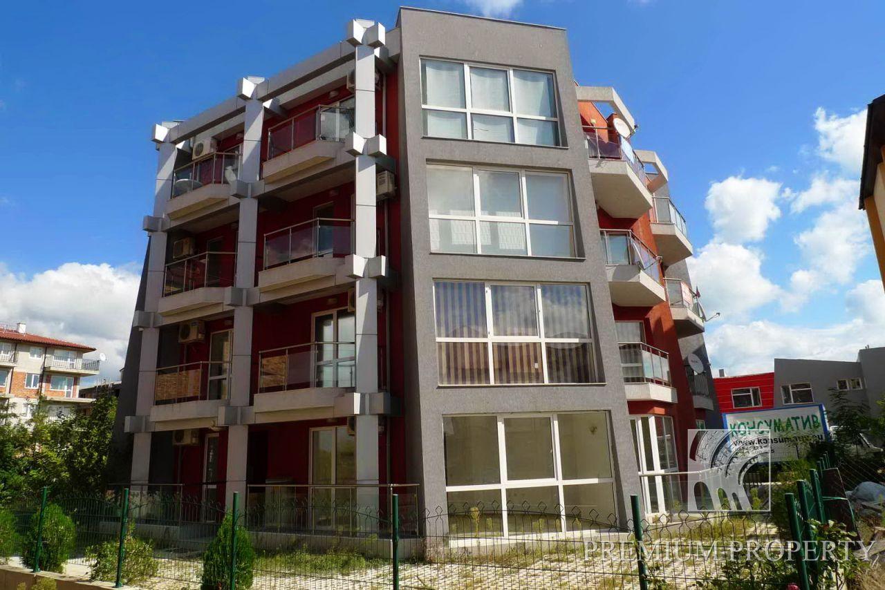 Апартаменты в Несебре, Болгария, 58.17 м2 - фото 1