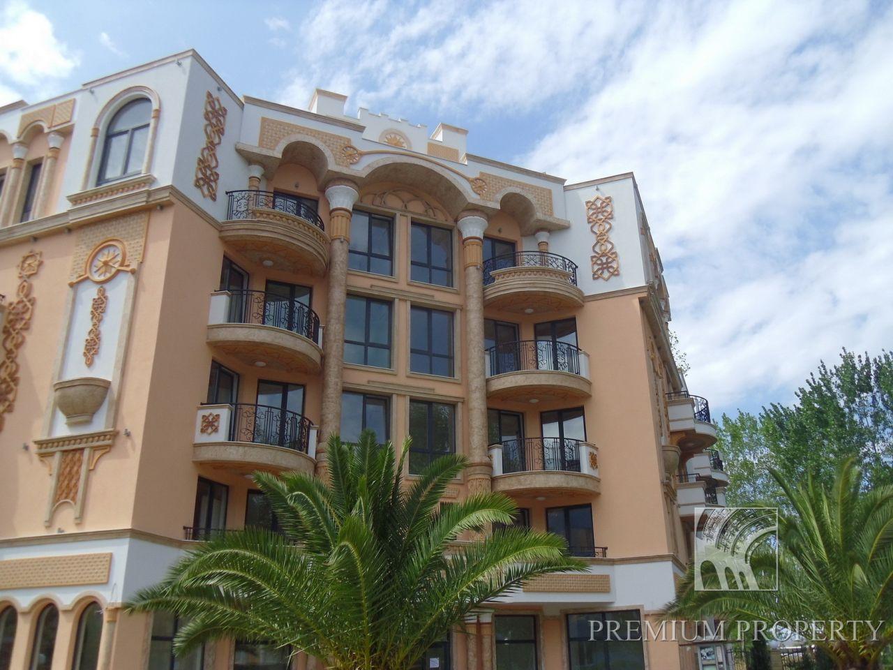 Апартаменты на Солнечном берегу, Болгария, 53.28 м2 - фото 1