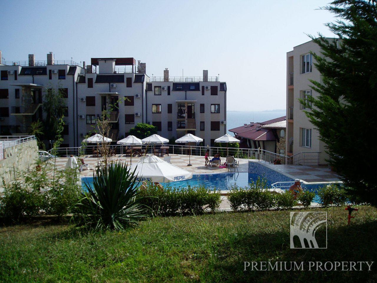 Апартаменты в Святом Власе, Болгария, 72.62 м2 - фото 1