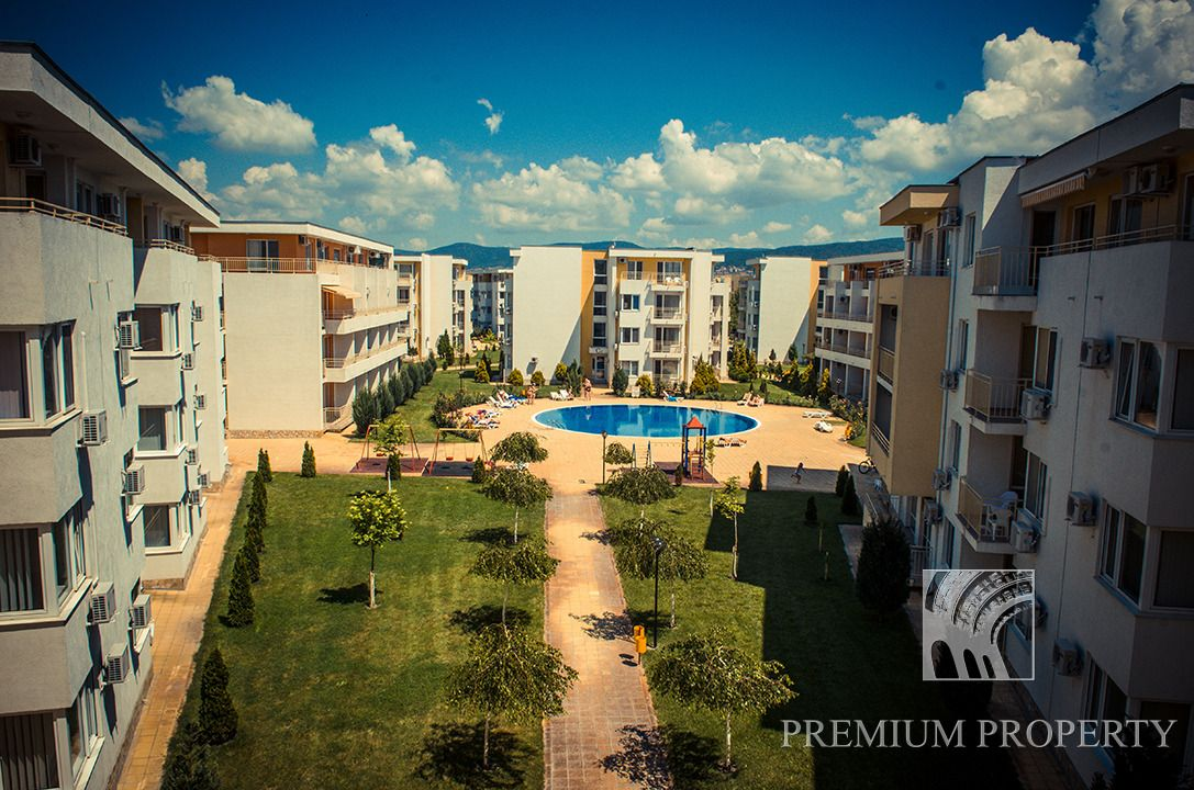 Апартаменты на Солнечном берегу, Болгария, 63.75 м2 - фото 1