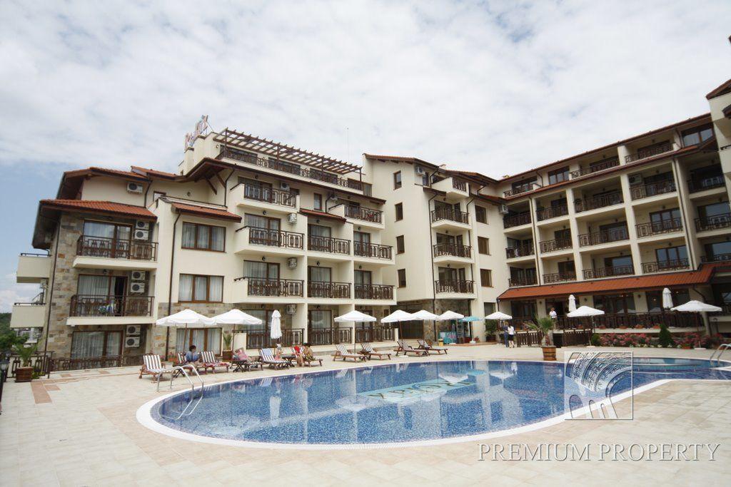 Апартаменты на Солнечном берегу, Болгария, 79.2 м2 - фото 1