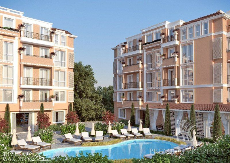Апартаменты в Равде, Болгария, 43.58 м2 - фото 1