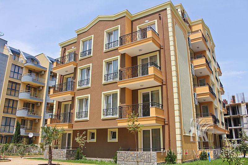 Апартаменты на Солнечном берегу, Болгария, 55.12 м2 - фото 1