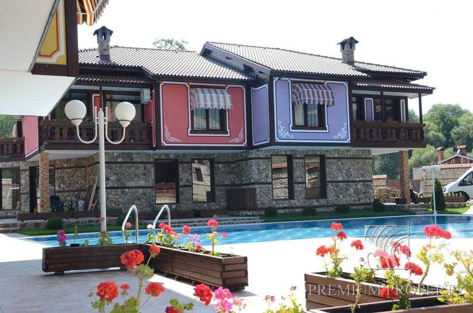 Апартаменты в Велинграде, Болгария, 12.38 м2 - фото 1