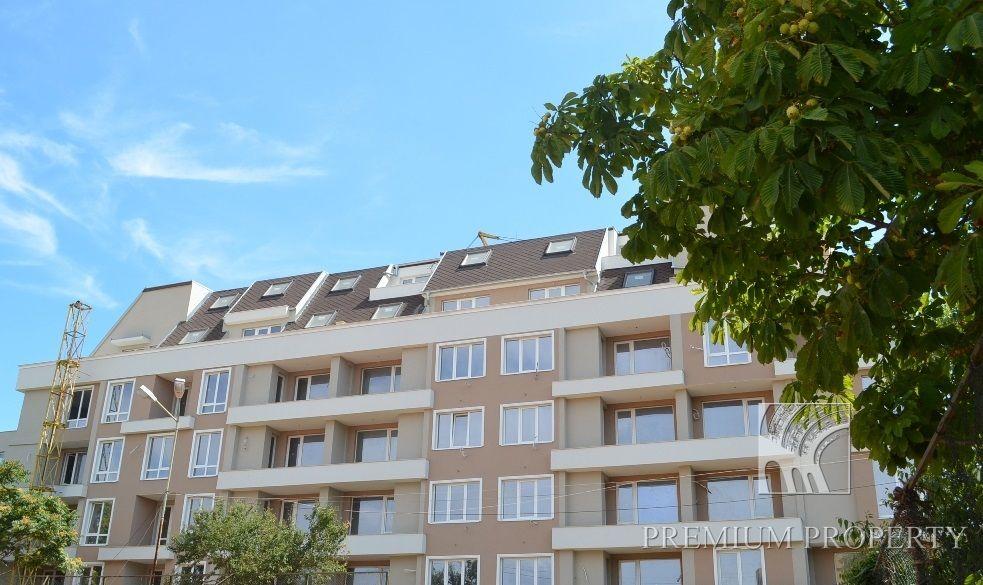 Апартаменты в Поморие, Болгария, 45.72 м2 - фото 1