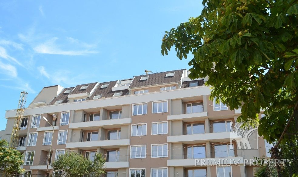 Апартаменты в Поморие, Болгария, 131.8 м2 - фото 1