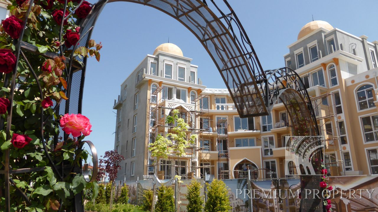 Апартаменты в Равде, Болгария, 45.63 м2 - фото 1
