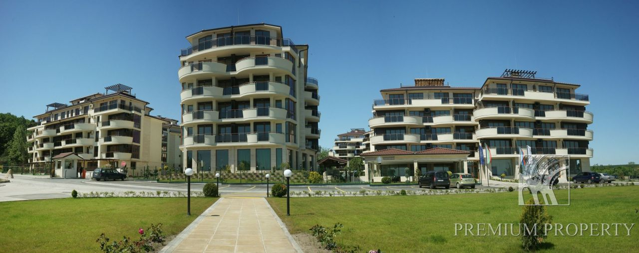 Апартаменты в Варне, Болгария, 90.98 м2 - фото 1