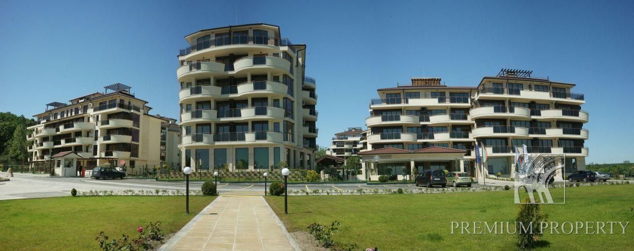 Студия в Варне, Болгария, 38.53 м2 - фото 1