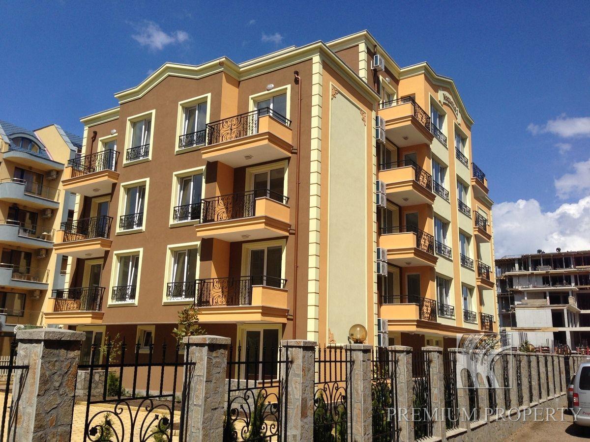 Апартаменты на Солнечном берегу, Болгария, 58.53 м2 - фото 1