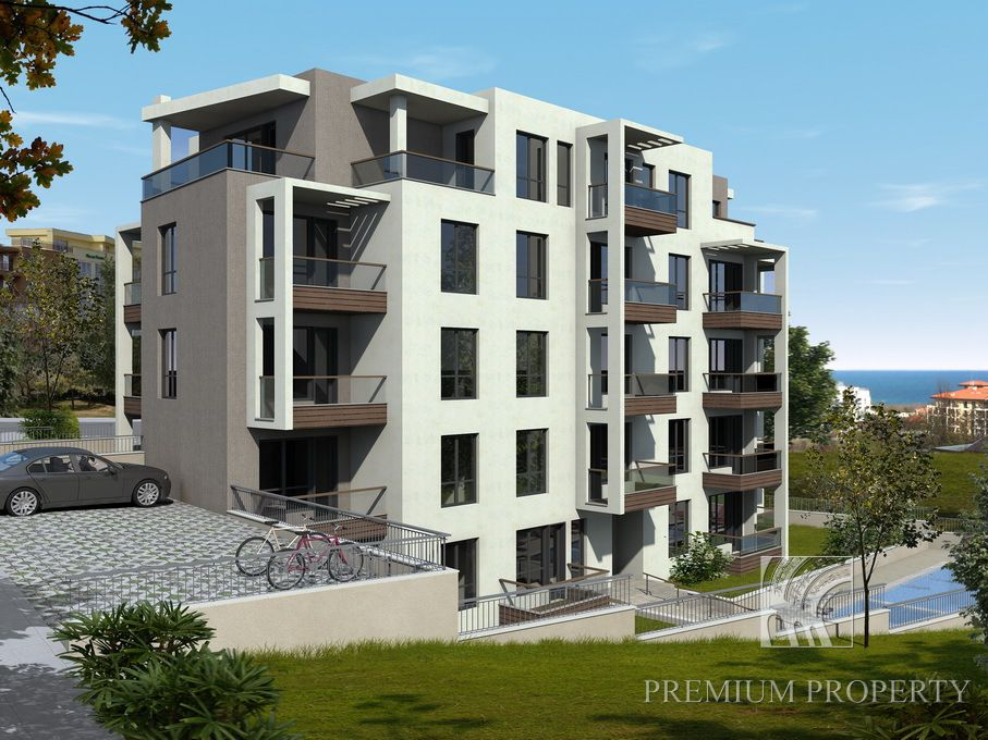 Апартаменты в Бяле, Болгария, 112.44 м2 - фото 1