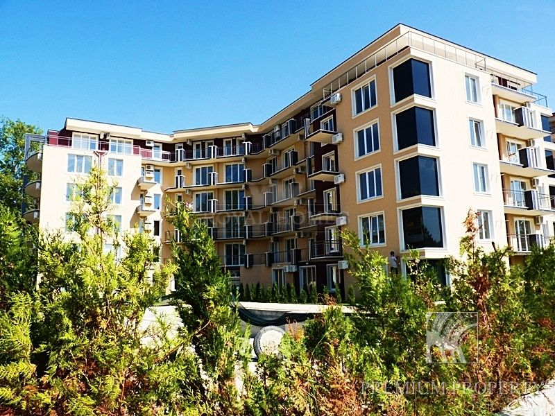 Апартаменты на Солнечном берегу, Болгария, 55.68 м2 - фото 1