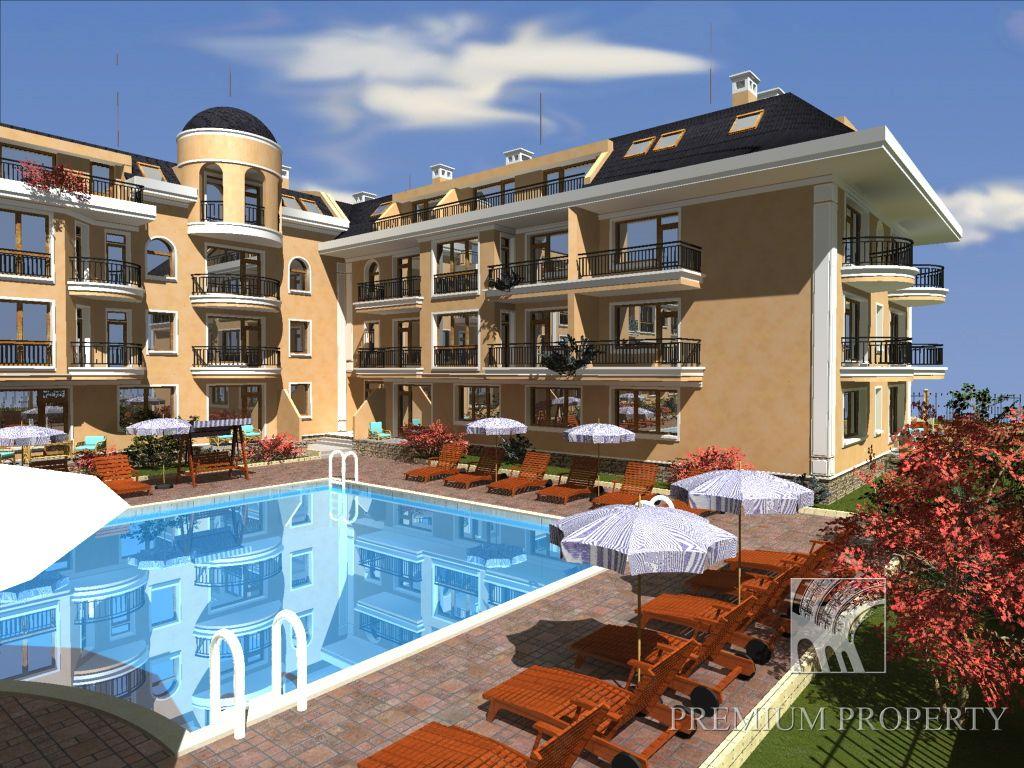 Апартаменты в Равде, Болгария, 47.11 м2 - фото 1