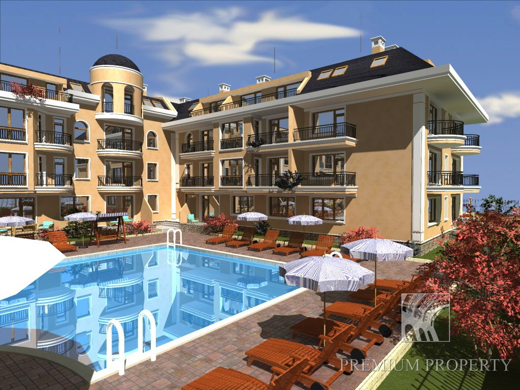 Апартаменты в Равде, Болгария, 54.47 м2 - фото 1