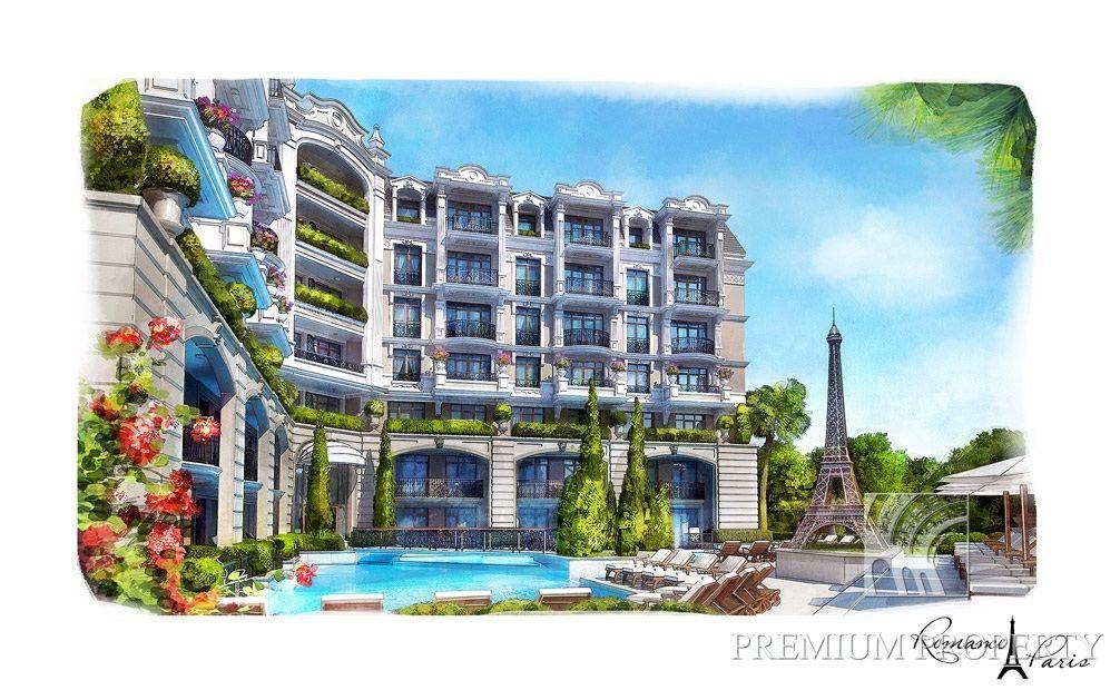 Апартаменты в Святом Власе, Болгария, 77.78 м2 - фото 1